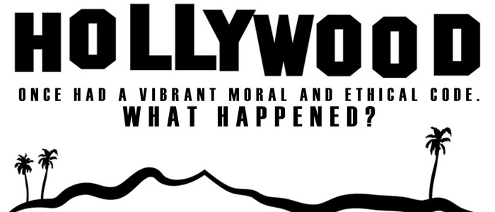 Hollywood and the degradation of movie scripts