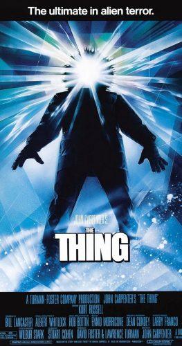 The Thing Plot holes