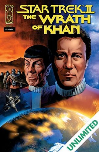 Star Trek II The Wrath of Khan
